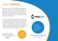 Graphic Design Entri Peraduan #7 for Design a Flyer for hosting company
