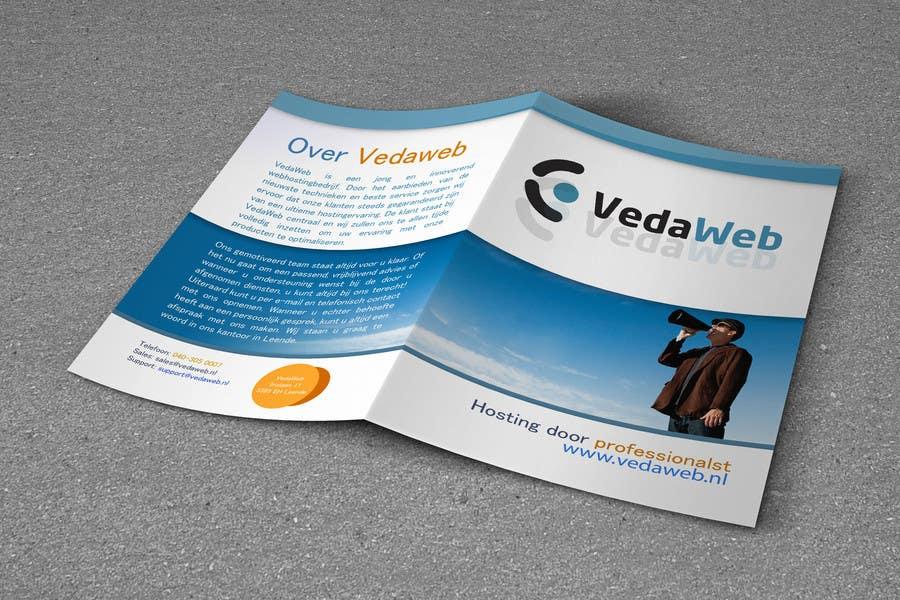 Penyertaan Peraduan #                                        24                                      untuk                                         Design a Flyer for hosting company