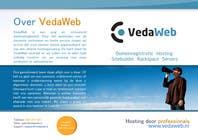 Graphic Design Entri Peraduan #28 for Design a Flyer for hosting company