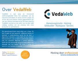 #28 untuk Design a Flyer for hosting company oleh mitchenstein