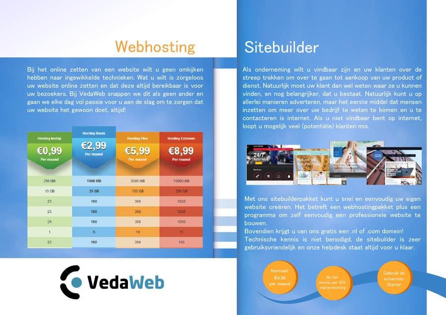 Penyertaan Peraduan #                                        29                                      untuk                                         Design a Flyer for hosting company