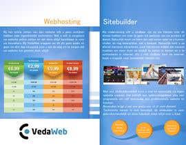 #30 untuk Design a Flyer for hosting company oleh mitchenstein