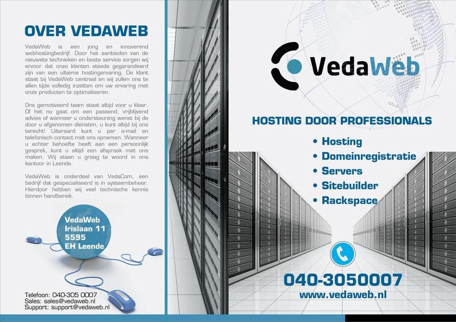 Penyertaan Peraduan #                                        11                                      untuk                                         Design a Flyer for hosting company