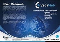 Graphic Design Entri Peraduan #12 for Design a Flyer for hosting company
