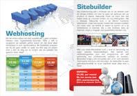 Graphic Design Entri Peraduan #15 for Design a Flyer for hosting company