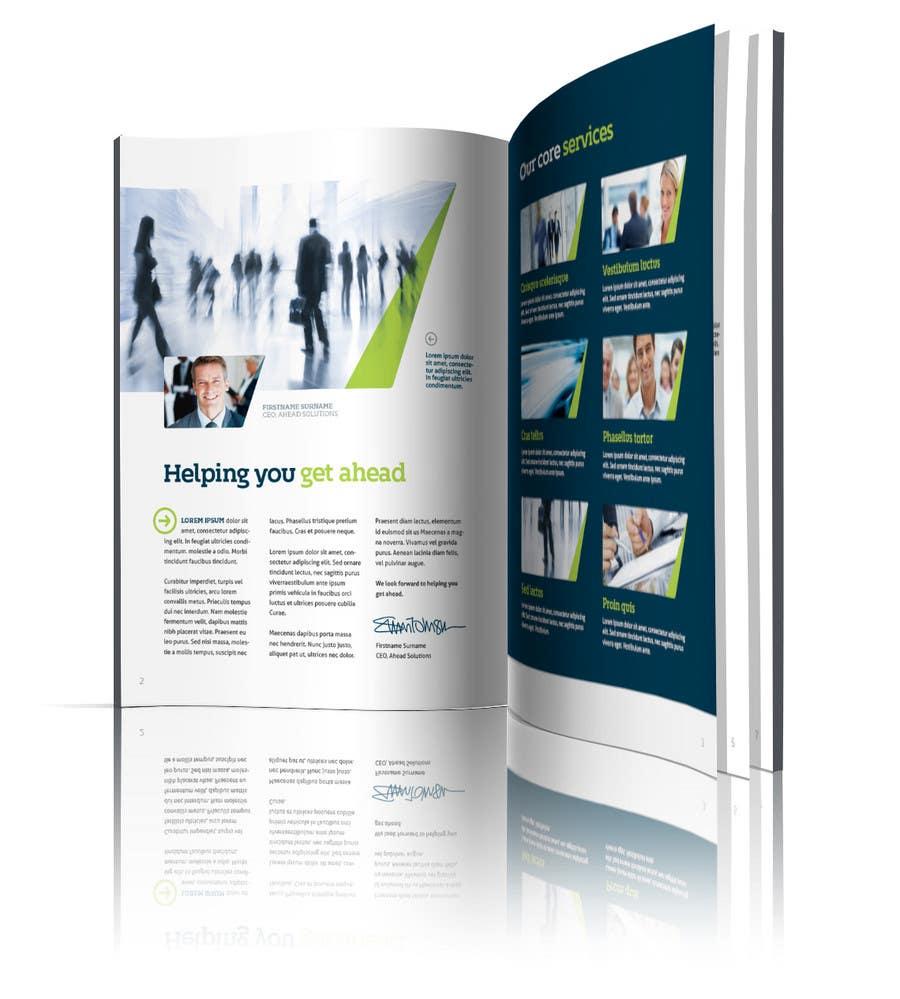 Konkurrenceindlæg #                                        17                                      for                                         Brochure Design for Jacobs Australia