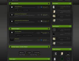#38 для Forum Board Design for Ghostmarket от andrewnickell