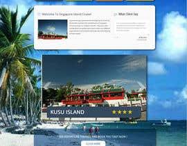 #6 cho Design a Website Mockup - One page bởi Wizzora