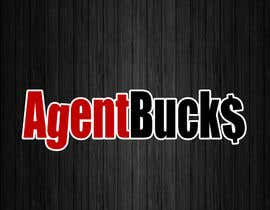 #57 para Logo Design for agentbucks.com por Mjauu