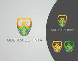 #31 for Logo Design for Guerra de Tinta by Grupof5