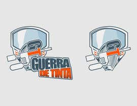 #232 for Logo Design for Guerra de Tinta by seorares