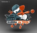 Graphic Design Inscrição do Concurso Nº162 para Logo Design for Guerra de Tinta