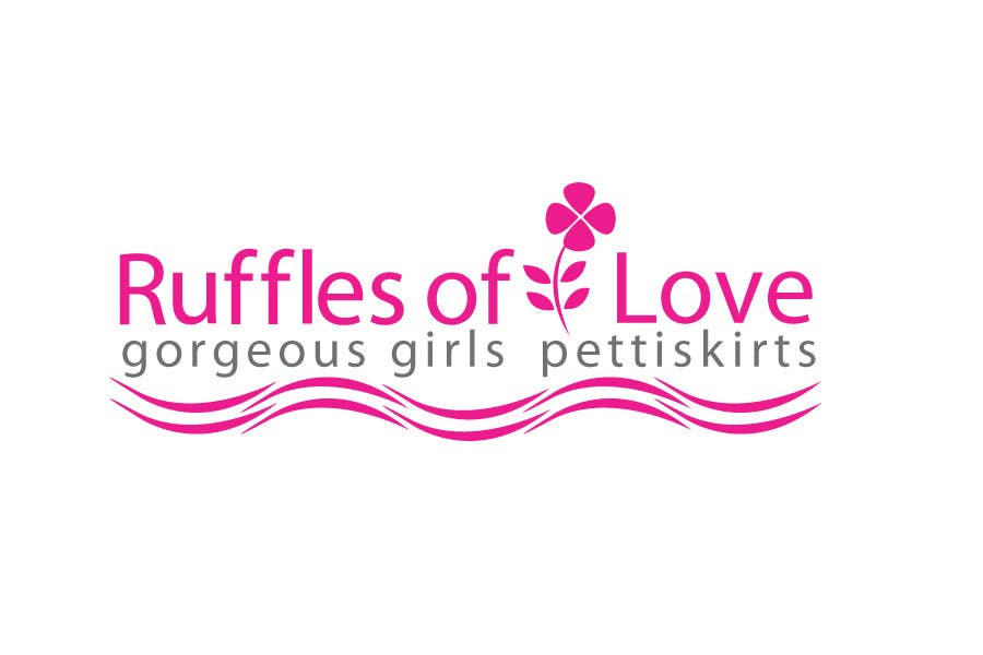Entry #202 by KamKami for Logo Design for Ruffles of Love