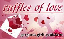 Graphic Design Contest Entry #132 for Logo Design for Ruffles of Love