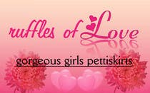 Graphic Design Contest Entry #130 for Logo Design for Ruffles of Love