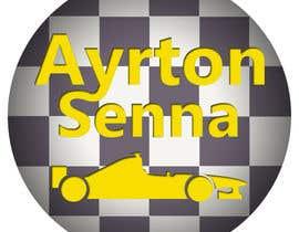 #16 para Preciso de um icone original sobre Ayrton Senna (sem foto) por JoaoPedroPereira