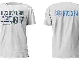 #219 untuk Design a T-Shirt for the Freelancer.com Hackathon !! oleh dennisjohn501nr