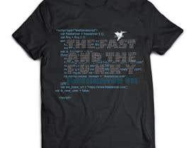 #184 untuk Design a T-Shirt for the Freelancer.com Hackathon !! oleh takackrist