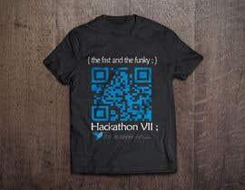 #142 untuk Design a T-Shirt for the Freelancer.com Hackathon !! oleh mgpcreationz