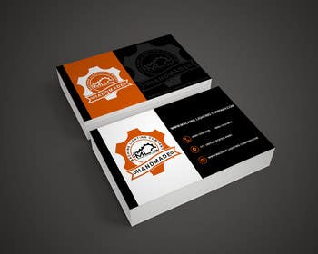 Vintage style industrial logo and business card freelancer featured contest reheart Gallery