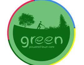 anandb1141144 tarafından Design a Logo for Green Powered Lawn Care için no 19