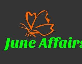 kukadiyabipin tarafından Design a Logo for June Affairs için no 24