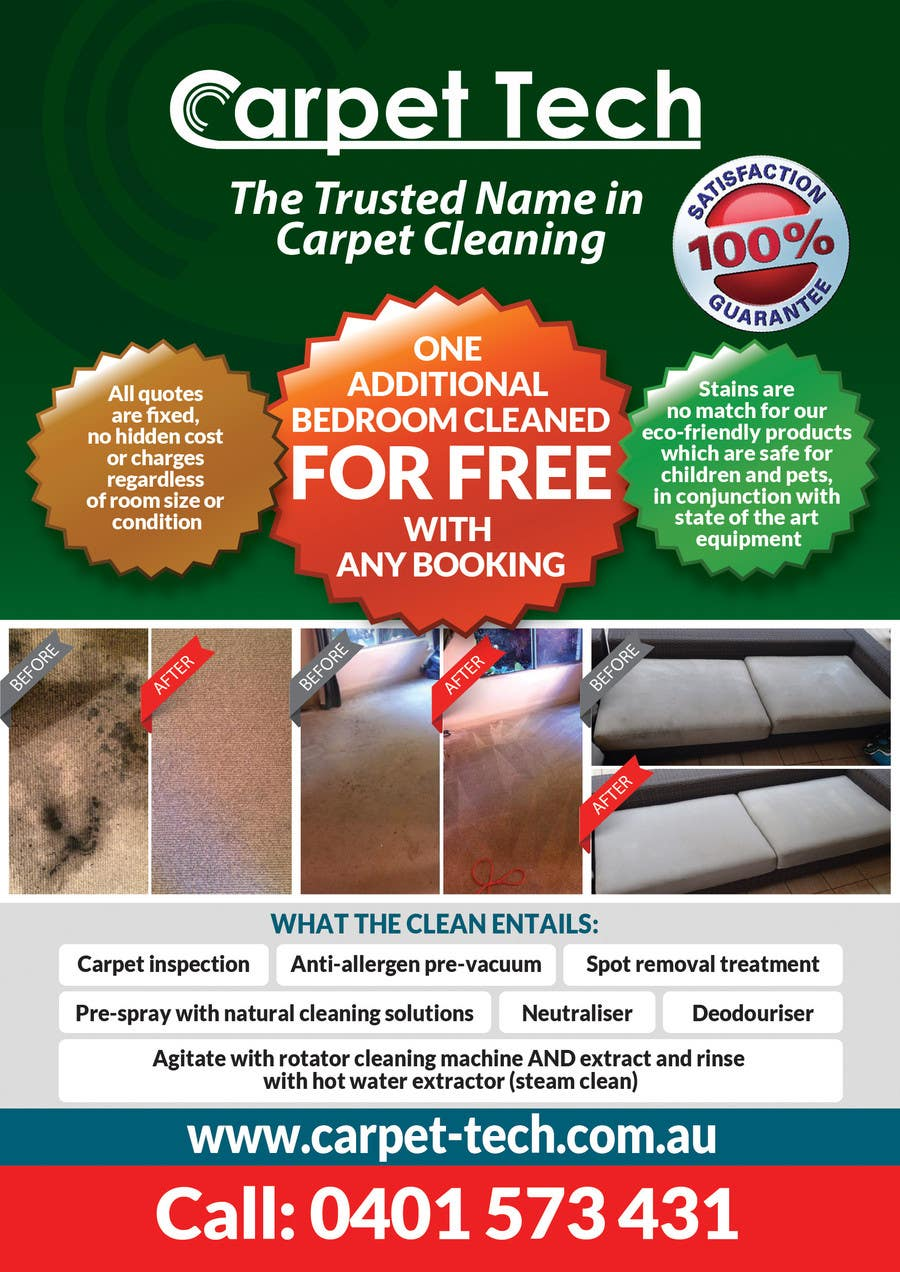 design a flyer for a carpet cleaning company lancer 18 for design a flyer for a carpet cleaning company by lancejob2013