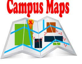 #69 untuk Graphic Design for Campus Maps (iTunes Art) oleh sergiovc