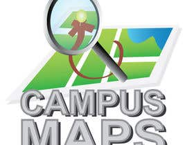 #66 para Graphic Design for Campus Maps (iTunes Art) por IniAku84