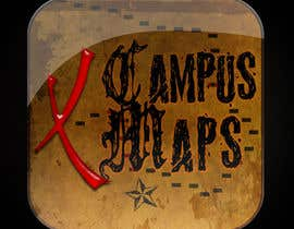 #18 para Graphic Design for Campus Maps (iTunes Art) por gunnercantu