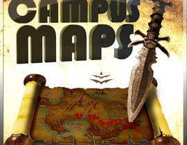 #58 para Graphic Design for Campus Maps (iTunes Art) por akshay090592