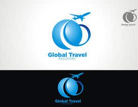 #259 pentru Logo Design for Global travel passport de către vidyag1985