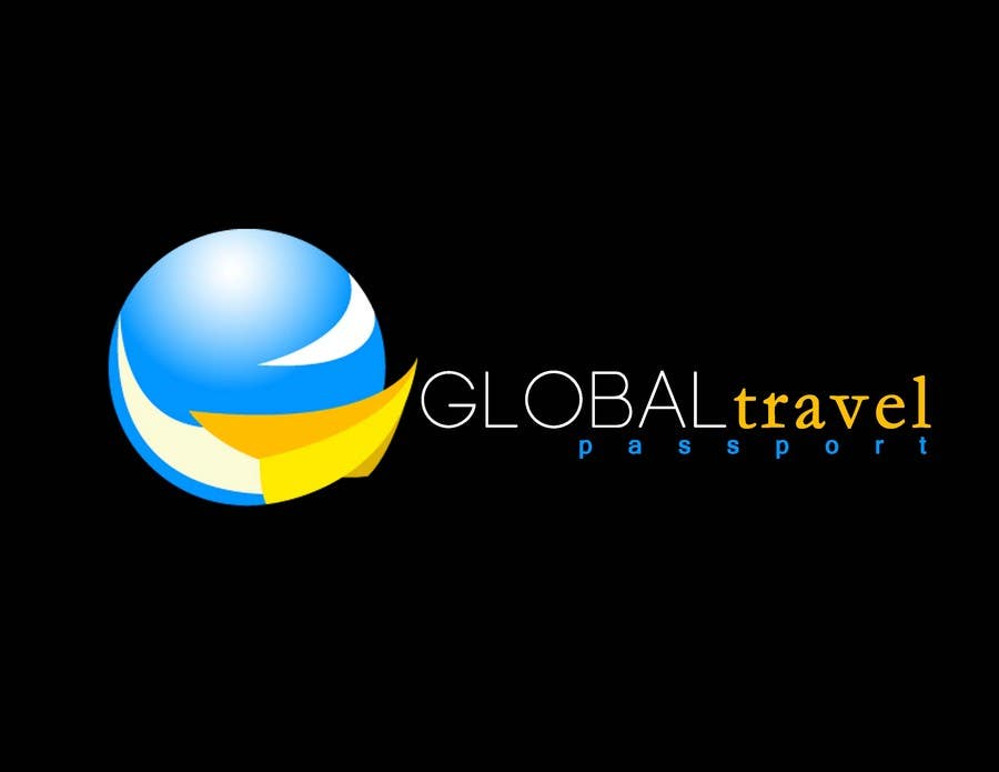 Konkurrenceindlæg #428 for Logo Design for Global travel passport