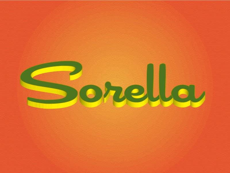 Конкурсная заявка №125 для Logo Design for Sorella