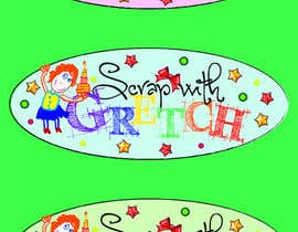 #27 untuk Logo Design for Scrap With Gretch oleh chiaracreative