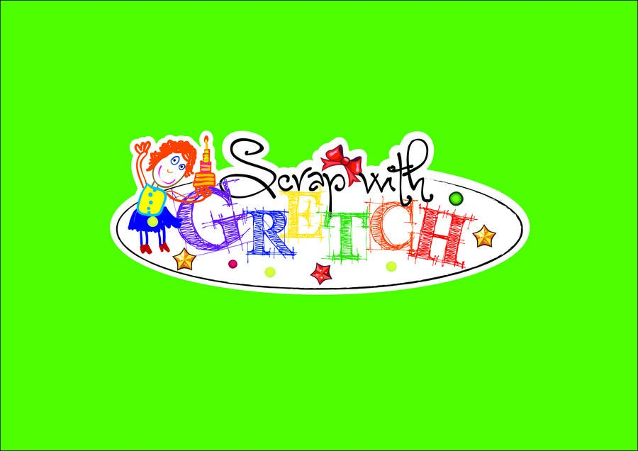 Kilpailutyö #28 kilpailussa Logo Design for Scrap With Gretch