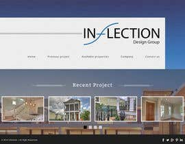 saymamun tarafından Design a Website Mockup for Residential Builder / Real Estate Developer için no 19