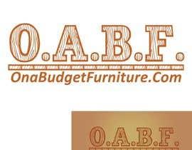 #47 untuk Design a Logo for OnaBudgetFurniture.Com oleh HAJI5