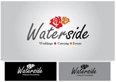 #92 para Logo Design for Waterside por paxslg