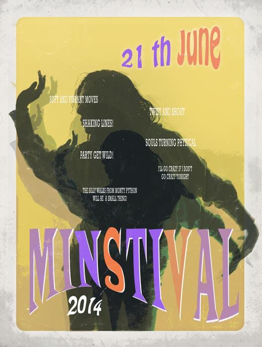 Penyertaan Peraduan #                                        20                                      untuk                                         Logo & poster concept for festival themed event