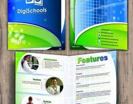 nº 51 pour Brochure Design for DigiSchools par tarhestan