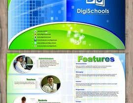 nº 50 pour Brochure Design for DigiSchools par tarhestan