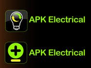 Graphic Design Konkurrenceindlæg #154 for Logo Design for APK Electrical