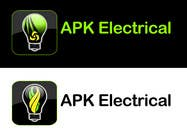Graphic Design Konkurrenceindlæg #94 for Logo Design for APK Electrical