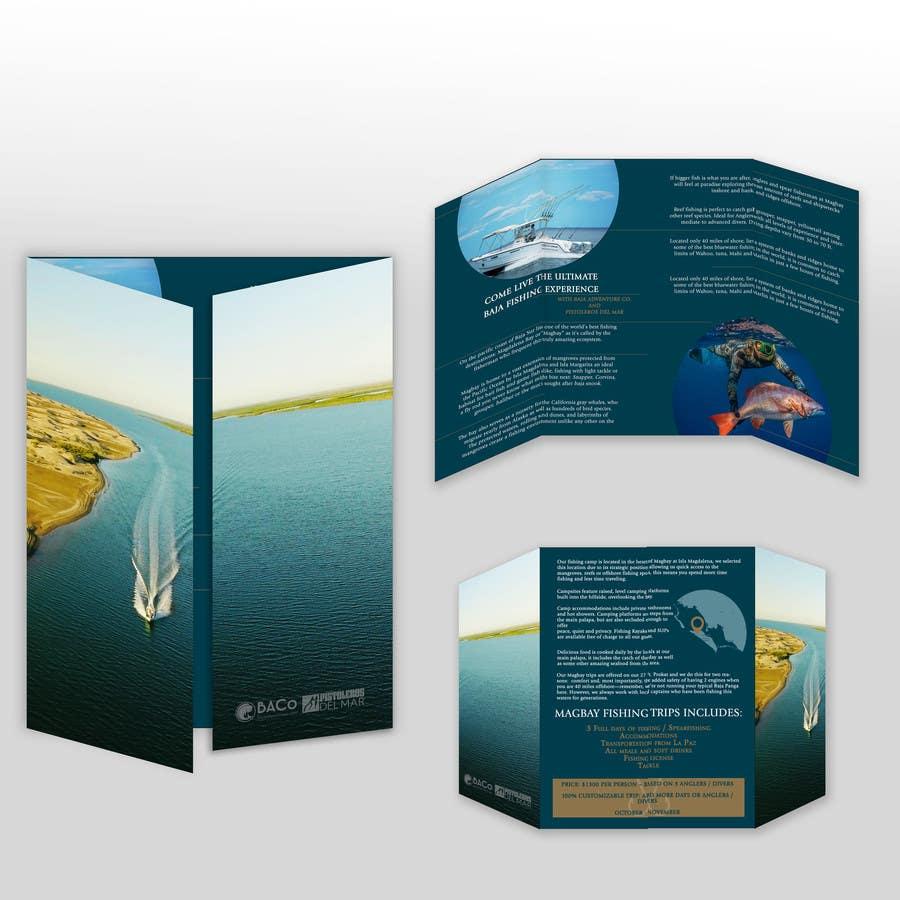 Konkurrenceindlæg #4 for Design a Brochure