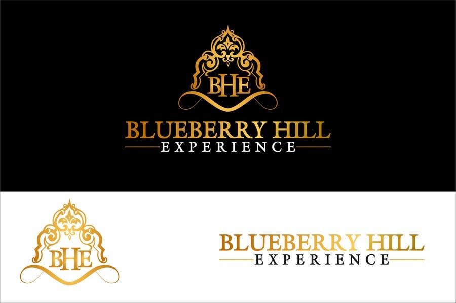 Конкурсная заявка №349 для Logo Design for Blueberry Hill Experience