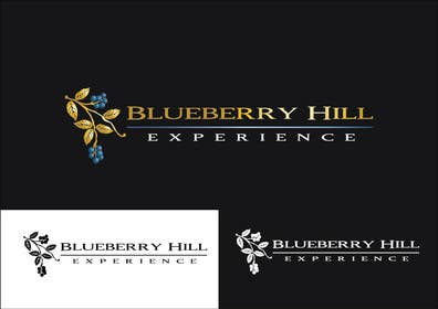 #417 cho Logo Design for Blueberry Hill Experience bởi paxslg