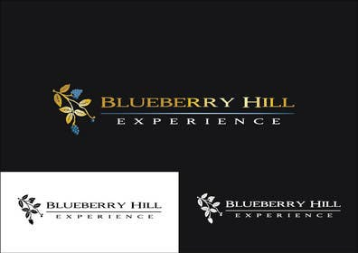 #374 cho Logo Design for Blueberry Hill Experience bởi paxslg