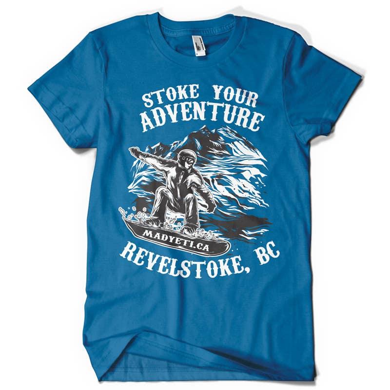 Inscrição nº                                         31                                      do Concurso para                                         Alpine Sport T Shirt Design (1 to 3 colors)