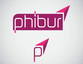 #198 for Design a Logo for Phibur Apparel af ClainIoan